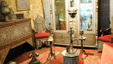 Şile Antika Masa Örtüsü İşlemeli Bez Dantel Alanlar