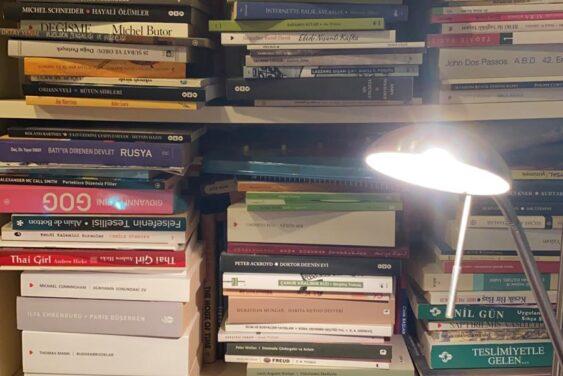Hekimbaşı İkinci El Kitap ve Antika Eşya Alanlar